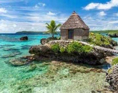 Thiên đường hoang sơ của thổ dân 'Tân thế giới'