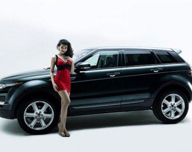 Range Rover Evoque sự lựa chọn thông minh.