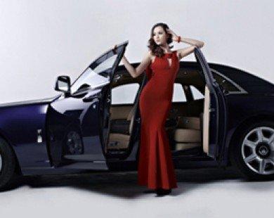 Rolls-Royce Ghost đẳng cấp đế vương