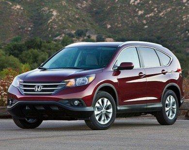 Honda CR-V 2014 tại Mỹ chỉ có giá từ 23.000 USD