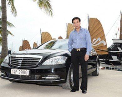 Thú chơi xe của chủ siêu du thuyền Paradise luxury doanh nhân Đào Trọng Tuyên