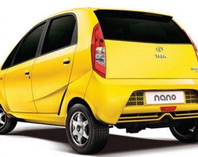 Xe rẻ nhất thế giới Tata Nano đến Việt Nam