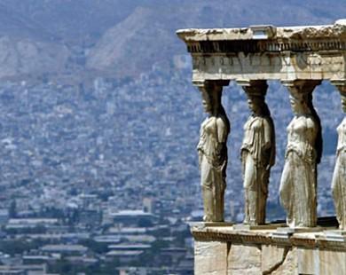 Athens - thế giới kỳ quan cổ đại