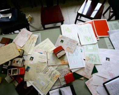 Nam Định xử lý các vụ bằng giả thi viên chức