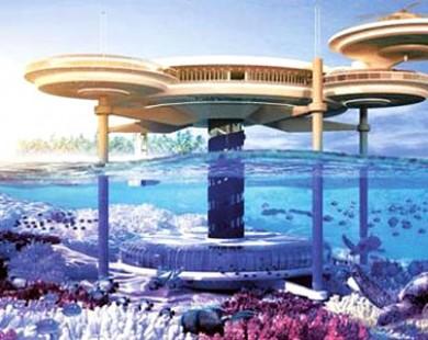 Dubai - Giấc mơ hoa lệ Phương Đông