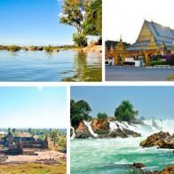 Khám phá phía nam nước Lào