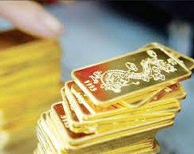 Giá vàng loay hoay ngưỡng 38,4 triệu đồng