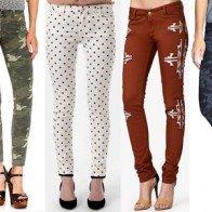 6 mẫu quần jeans hot mùa thu
