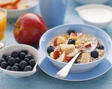 4 lý do không nên bỏ bữa sáng