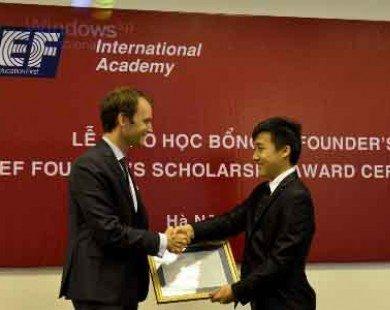 Ngày hội học bổng trung học quốc tế EF