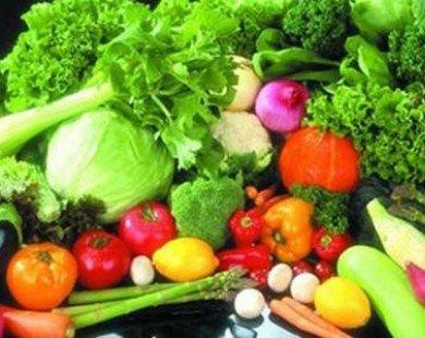 Bấm bụng mua rau củ đắt ngang thịt