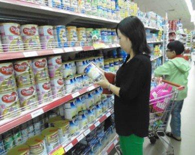 Bộ Y tế giải trình giá sữa tăng 9 lần
