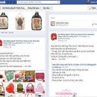 Mất trắng tiền khi mua hàng trên Facebook