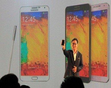 Samsung trình làng Galaxy Note III và Galaxy Gear tại VN