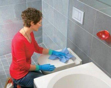 Nguy cơ độc hại từ việc sử dụng nước tẩy