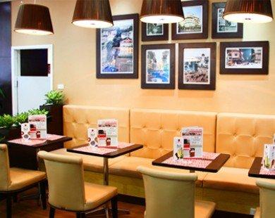 Givral Café – Không gian tinh tế giữa lòng Sài Gòn