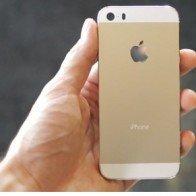 """Apple tạo """"sốt ảo"""" cho iPhone 5S màu vàng?"""