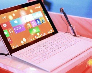 Cận cảnh tablet PC giá 26 triệu đồng của Sony