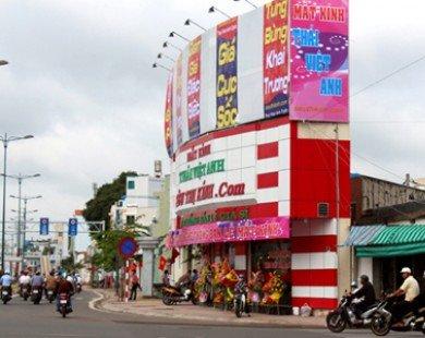 Những căn nhà kỳ dị trên đường nội đô đẹp nhất TP HCM