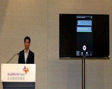 Vinh danh lập trình viên Việt Nam tại Jam Asia 2013