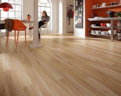 Làm thế nào để bảo vệ sàn gỗ khi nhà bị thấm?