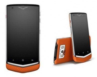 Vertu tiếp tục trình làng smartphone siêu sang chạy Android