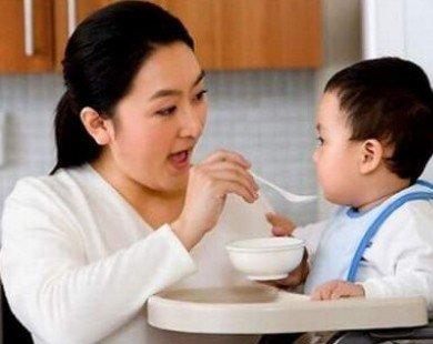 5 món ăn trị bệnh còi xương cho trẻ