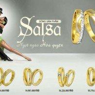 Khám phá nhẫn cưới hot nhất năm của DOJI.