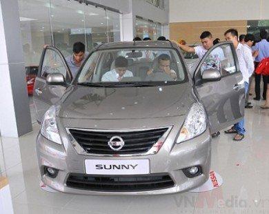 Nissan Sunny đột ngột giảm giá gần 30 triệu