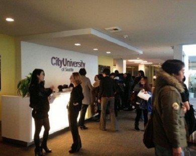 Tham dự 'Hành trình tương lai' và du học CityU
