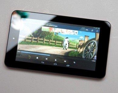 Đánh giá tablet HP Slate 7 giá mềm nhưng mạnh mẽ