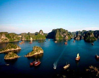 Hạ Long lọt Top 10 đường bờ biển đẹp nhất thế giới