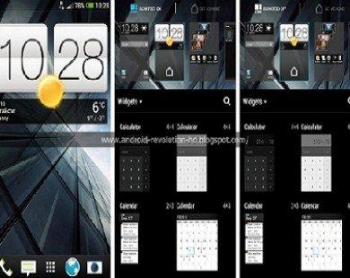 Lộ hình ảnh giao diện Sense 5.5 mới của HTC