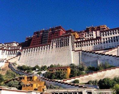 Tây Tạng huyền bí mê hoặc từng bước chân