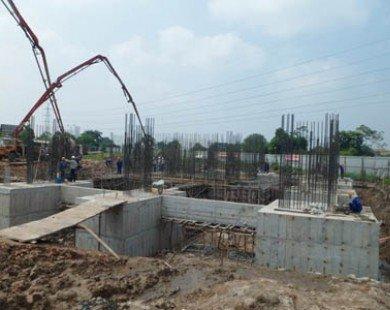 Dự án nhà ở thương mại đầu tiên được ngân hàng bảo trợ
