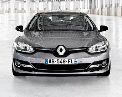 Hình ảnh và thông tin mới về Renault Megane