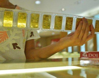 Sức mua vàng ngày một thấp
