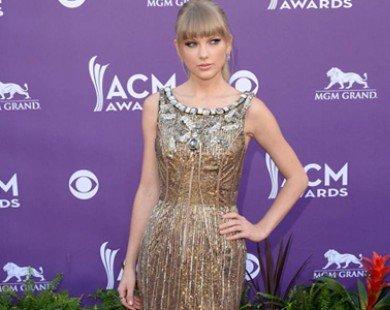 Váy dự tiệc lộng lẫy của Taylor Swift