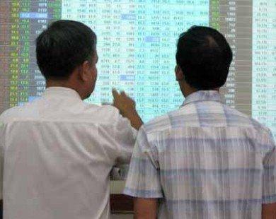 Vn-Index kết thúc chuỗi giảm điểm liên tiếp