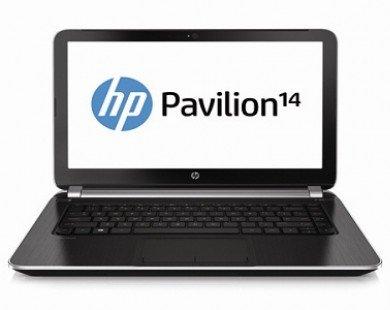 HP ra mắt mẫu Pavilion 14 và 15 thế hệ mới