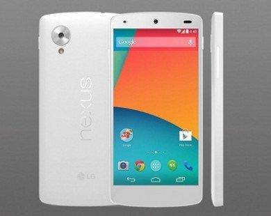 Google Nexus 5 xuất hiện với nhiều màu sắc