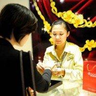 Giá vàng giảm nhẹ, chênh lệch 3,8 triệu đồng/lượng