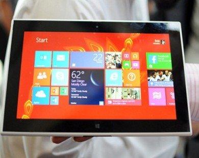 Ảnh thực tế máy tính bảng Nokia Lumia 2520