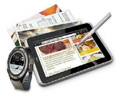 HTC 'bóng gió' khả năng làm đồng hồ thông minh