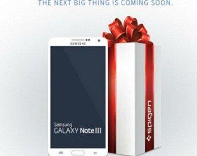 Hé mở thiết kế Samsung Galaxy Note 3 với người tiền nhiệm