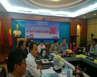 Đồng loạt tăng cước 3G: Phó Thủ tướng yêu cầu kiểm tra