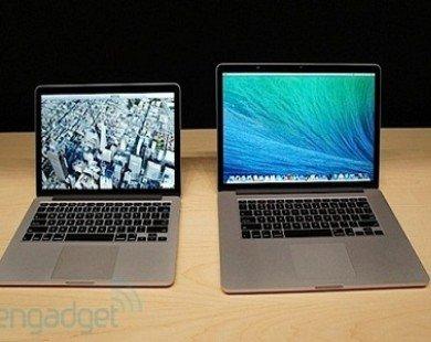 Ảnh thực tế bộ đôi MacBook Pro 2013 mới 'ra lò'
