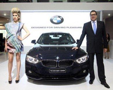 BMW 4-series có giá bán từ 2 tỷ đồng