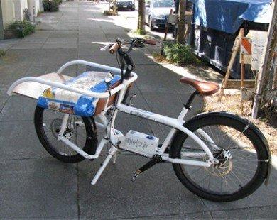 Những mẫu xe đạp điện dùng pin Lithium ấn tượng