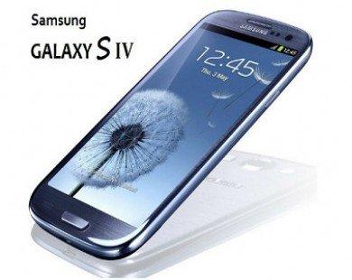 Samsung bán 40 triệu Galaxy S4 trong 6 tháng